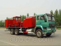 Freet Shenggong SG5191TYL fracturing truck