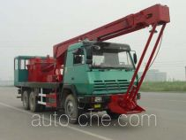 Freet Shenggong SG5220TCY well servicing rig (workover unit) truck
