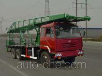 Freet Shenggong SG5223TLF vertical mounting derrick truck