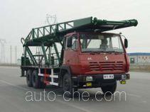 Freet Shenggong SG5230TLF vertical mounting derrick truck