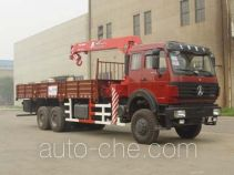Freet Shenggong SG5251JSQ8 truck mounted loader crane