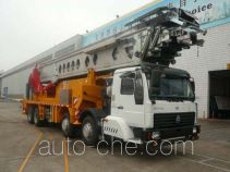 Shenxing (Shanghai) telescopic belt conveyor truck