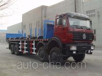 Freet Shenggong SG5310TCZ oilfield equipment transport truck