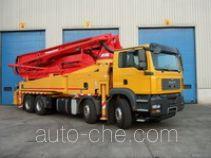 申星牌SG5364THB型混凝土泵车