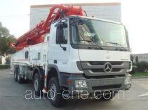 Shenxing (Shanghai) SG5431THB concrete pump truck