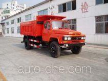 十征牌SGC5161CL6Y3型厢式自卸车