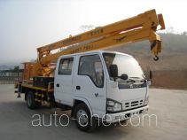 Yuegong SGG5053JGKZ14 aerial work platform truck