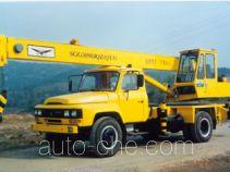 Yuegong SGG5090JQZ hydraulic truck crane