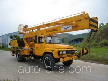 Yuegong SGG5103JGKZ16C aerial work platform truck