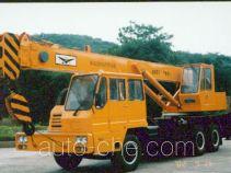 Yuegong hydraulic truck crane