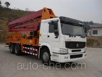 Yuegong SGG5250THB28 concrete pump truck