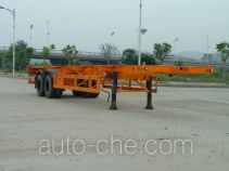Yuegong SGG9350TJZ container transport trailer