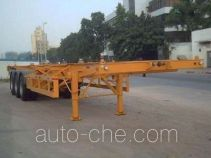 Yuegong SGG9370TJZ container transport trailer