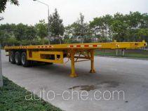 大力士牌SGJ9381TJZP型集装箱半挂牵引车