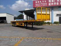 Shekou Port Machinery SGJ9401TP полуприцеп с безбортовой платформой