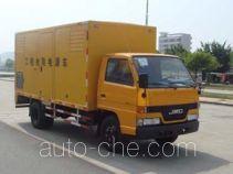 Shaoye SGQ5040TQX аварийная электростанция на базе грузового автомобиля