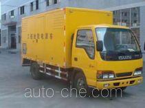 Shaoye SGQ5050TQX аварийная электростанция на базе грузового автомобиля