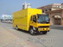 Shaoye SGQ5163TQX аварийная электростанция на базе грузового автомобиля