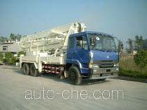 Shaoye SGQ5180THB concrete pump truck