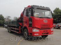 Shaoye SGQ5251JSQCG4 грузовик с краном-манипулятором (КМУ)