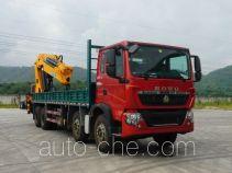 Shaoye SGQ5310JSQZHG5 грузовик с краном-манипулятором (КМУ)