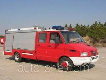 Shangge SGX5040TXFJY30 пожарный аварийно-спасательный автомобиль
