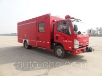Shangge SGX5080XXFQC50/QL apparatus fire fighting vehicle