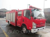 Shangge SGX5101GXFPM30/QL foam fire engine