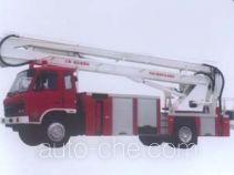 Shangge SGX5150JXFDG22 aerial platform fire truck