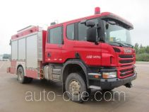 Shangge SGX5150TXFJY80/S пожарный аварийно-спасательный автомобиль