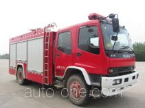Shangge SGX5162GXFPM55/QL foam fire engine