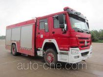 Shangge SGX5171TXFHX40/ZZ chemical decontamination fire engine