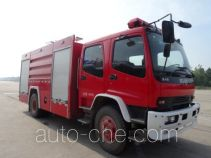 Shangge SGX5180GXFPM75/QL foam fire engine