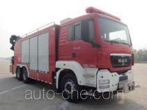 Shangge SGX5210TXFJY100/M пожарный аварийно-спасательный автомобиль