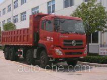 华威驰乐牌SGZ3312DFL3A13型自卸汽车