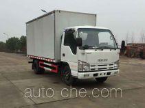 华威驰乐牌SGZ5048XSHQL4型售货车