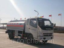 华威驰乐牌SGZ5050GJYBJ型加油车