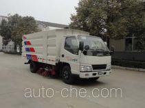 华威驰乐牌SGZ5069TSLJX4型扫路车