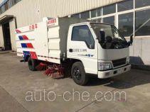 Sinotruk Huawin SGZ5069TSLJX5 street sweeper truck