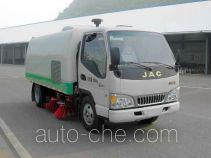 华威驰乐牌SGZ5070TSLJH4型扫路车