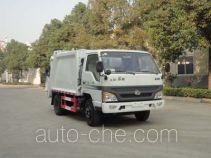 华威驰乐牌SGZ5070ZYSBJ4型压缩式垃圾车