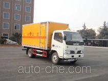 华威驰乐牌SGZ5078XQYDFA4型爆破器材运输车