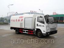 Sinotruk Huawin SGZ5079GQXJX5 highway guardrail cleaner truck