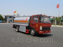 华威驰乐牌SGZ5080GJYZZ5型加油车
