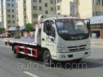 华威驰乐牌SGZ5080TQZBJ4P型清障车