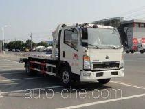 华威驰乐牌SGZ5080TQZZZ4型清障车