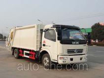 华威驰乐牌SGZ5080ZYSDFA4型压缩式垃圾车