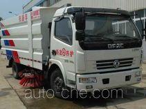 华威驰乐牌SGZ5089TSLDFA5N型扫路车