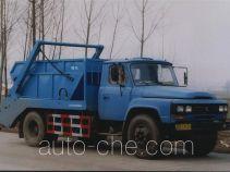 华威驰乐牌SGZ5090BZL型摆臂式垃圾车