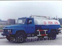 华威驰乐牌SGZ5090GXE型吸粪车